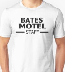 Bates Motel Staff T-Shirt