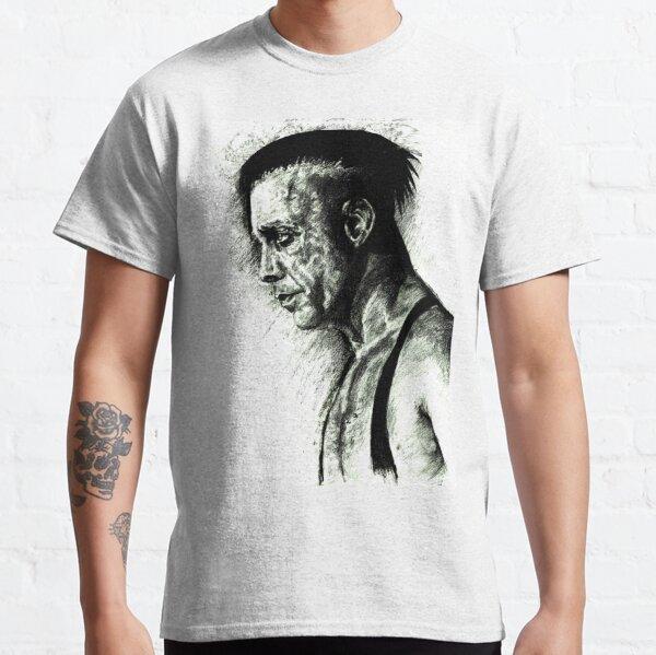 chanteur jusqu'à ce que le groupe rock populaire T-shirt classique