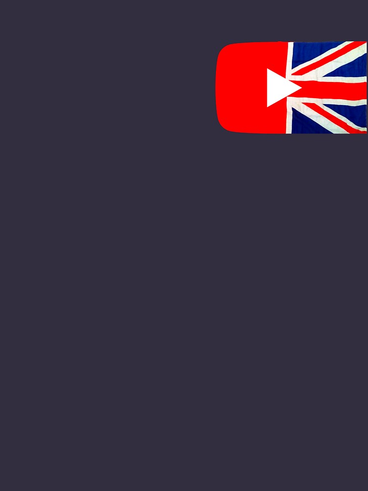 Great British YouTuber logo by NeilMossey