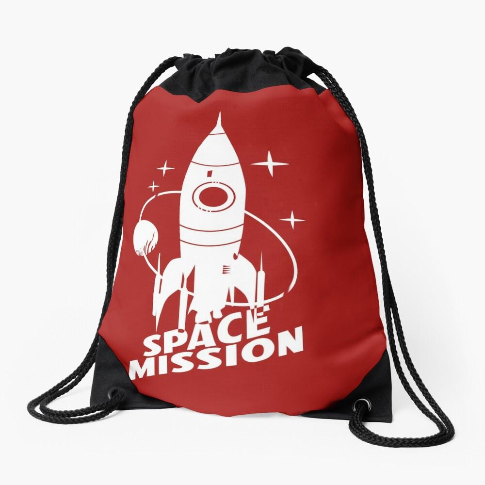 Life is strange 2 - Space Mission Drawstring Bag