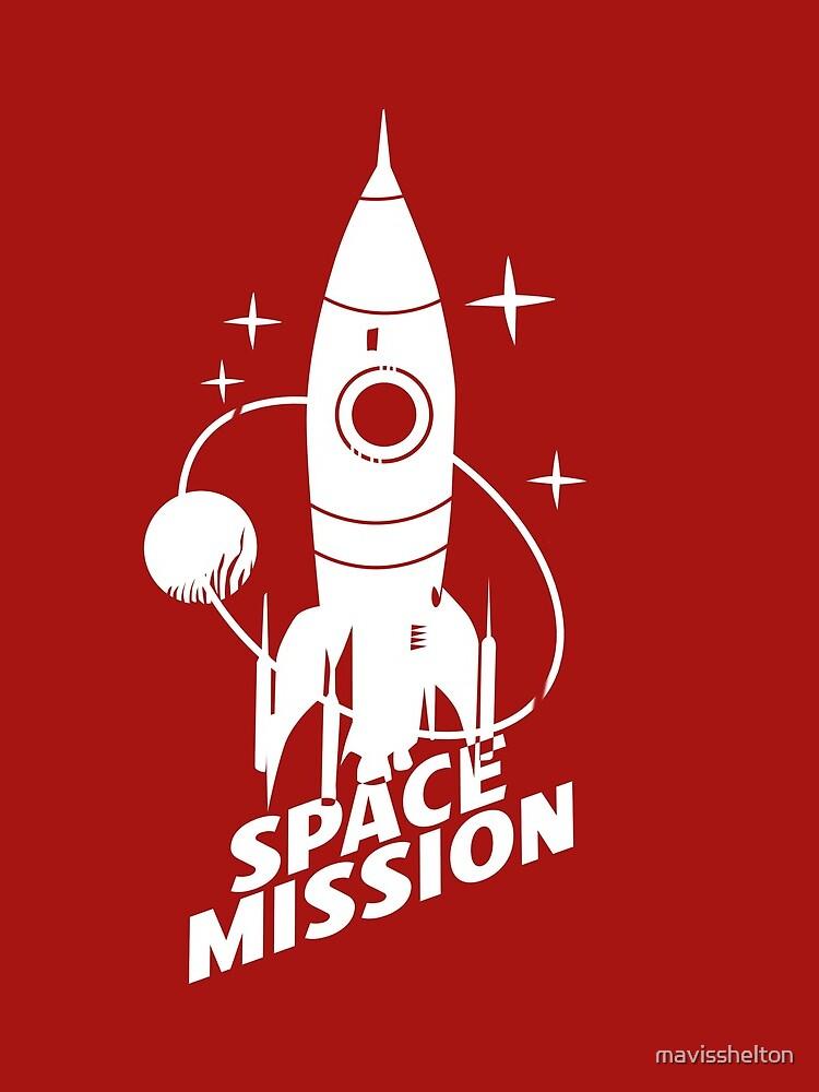 Life is strange 2 - Space Mission by mavisshelton