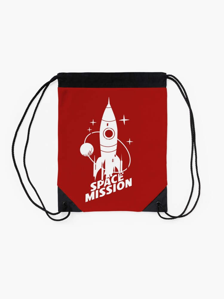 Alternate view of Life is strange 2 - Space Mission Drawstring Bag