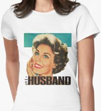 Retro Housewife I Love My Husband T-Shirt