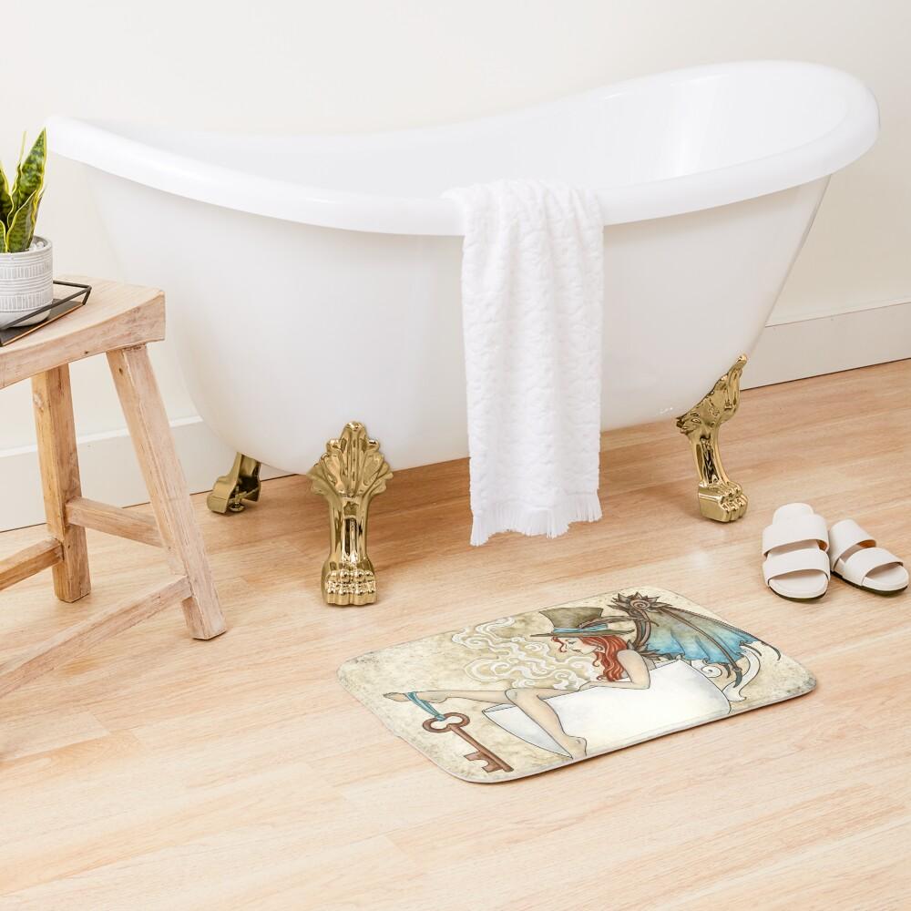 Steam Bath Bath Mat