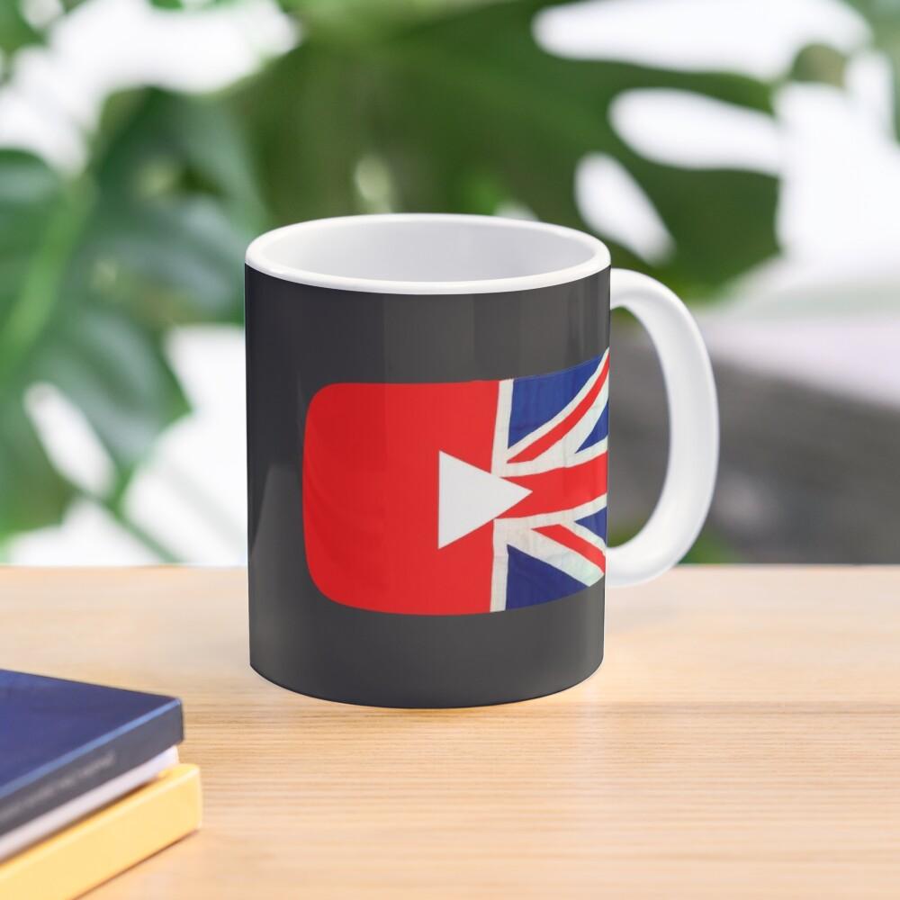 Great British YouTuber logo Mug