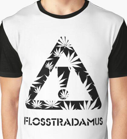 FLOSSTRADAMUS WEED  Graphic T-Shirt
