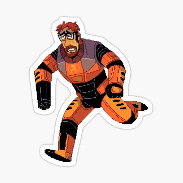 Gordon HLVRAI Sticker