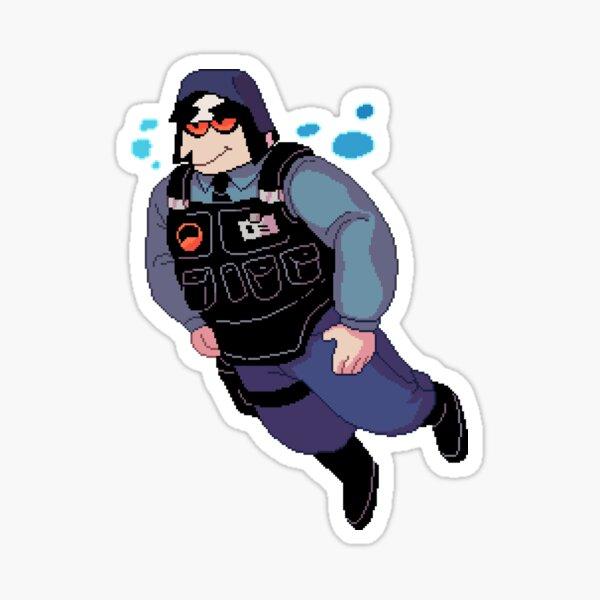Benrey HLVRAI Sticker