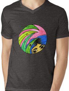 Ladybuggin' Mens V-Neck T-Shirt