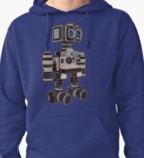Camera Bot 6000 Pullover Hoodie