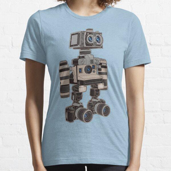 Camera Bot 6000 Essential T-Shirt