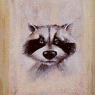 Raccoon by Rich Ladig
