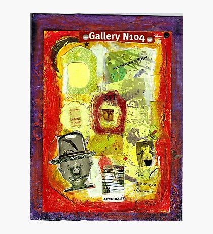 Gallery N104 Photographic Print