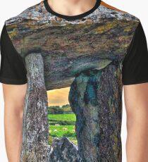 Ireland - Dolmen Graphic T-Shirt