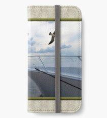 Fernandina Harbor Marina iPhone Wallet/Case/Skin
