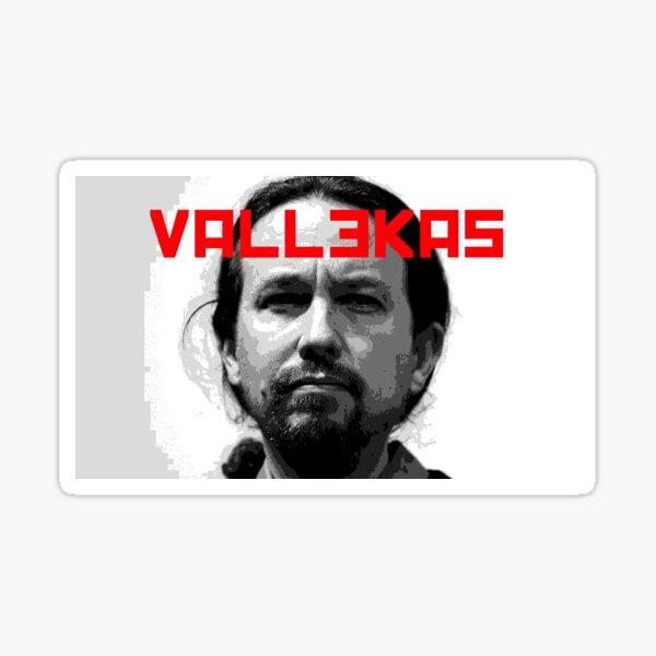 Vallekas Sticker