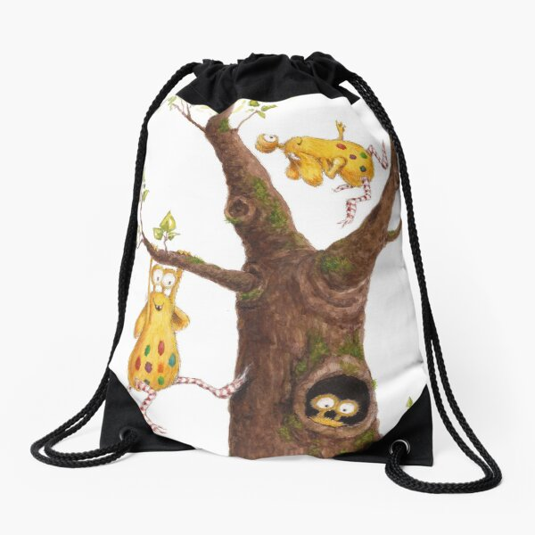 Lucky Loni Drawstring Bag