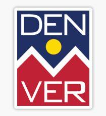 Denver Two Sticker
