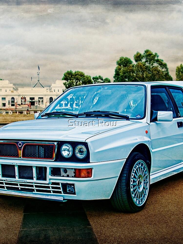 Lancia Delta HF Integrale Evoluzione by StuartRow