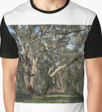 Tree Near The Youth Hostel Graphic T-Shirt