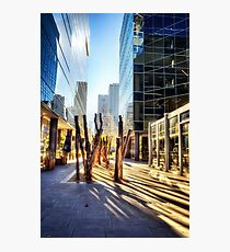 DownTown Photographic Print