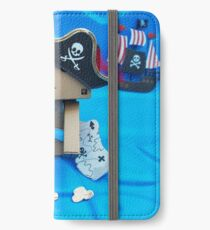 Pirate Danbo iPhone Wallet