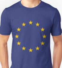The Flag of Europe T-Shirt
