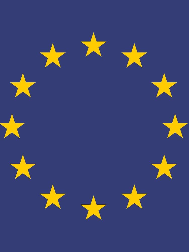 The Flag of Europe | Unisex T-Shirt