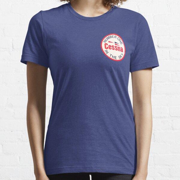 Cessna Aircraft Company Badge Essential T-Shirt