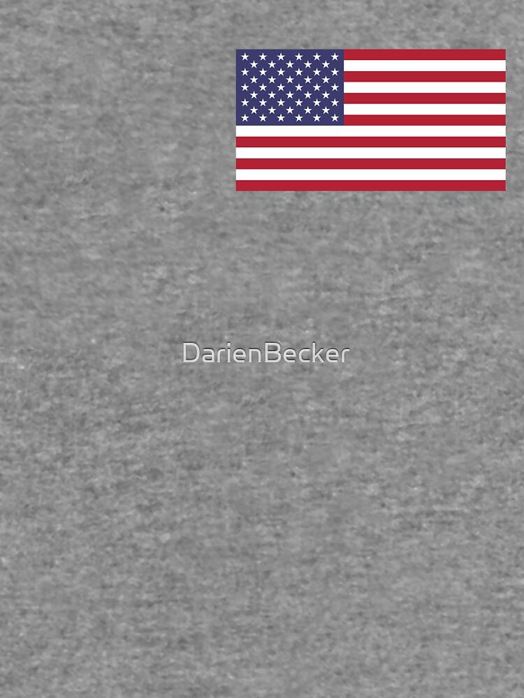 Bandera estadounidense de DarienBecker