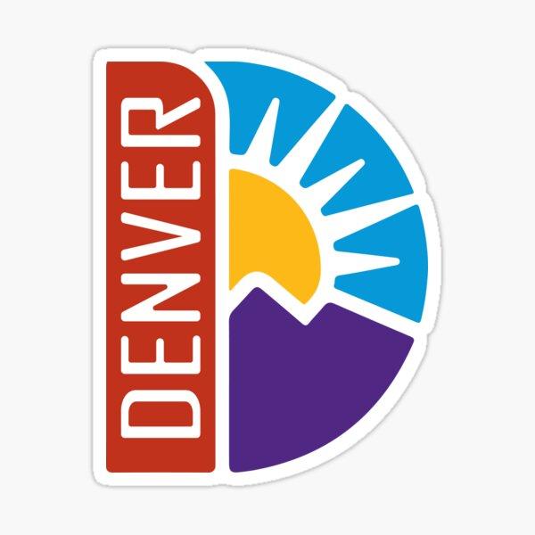 Denver Three Sticker