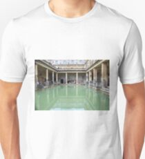 Roman Bath reflection Unisex T-Shirt