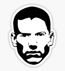 Prison Break- Michael Scofield Sticker
