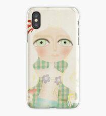 Mermaid Doll iPhone Case