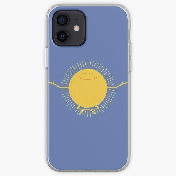 Sun Worshipper iPhone Soft Case