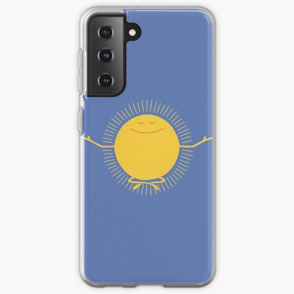 Sun Worshipper Samsung Galaxy Soft Case