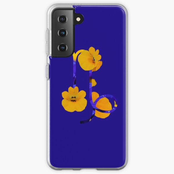 Capricorn Flower Samsung Galaxy Soft Case