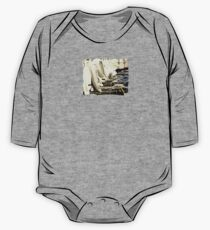 At the Beach  - JUSTART ©  Kids Clothes
