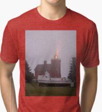 Two Harbors Light Tri-blend T-Shirt