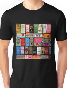 Signs Of The Time Inspirational Mosaic T-Shirt