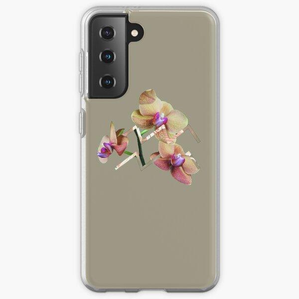 Aquarius Flower Samsung Galaxy Soft Case