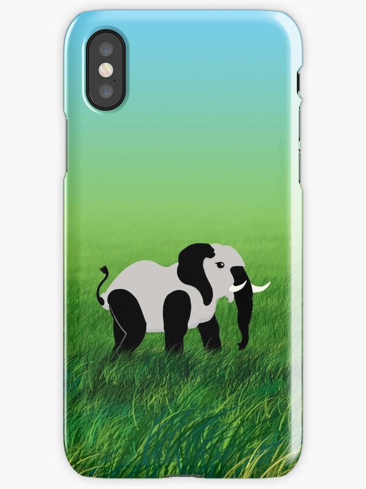 Panda-Phant in the Prairie VRS2 by vivendulies