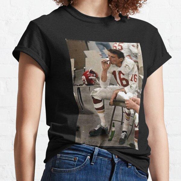 Len Dawson Cigarette Classic Cloth Covering I Love Classic T-Shirt