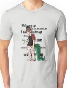 LeafyIsHere - Good morning sunsihe Unisex T-Shirt