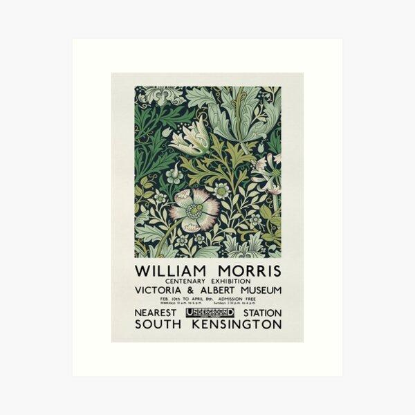 William Morris Lámina artística