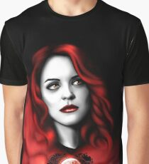 Erica BlackHeart Graphic T-Shirt