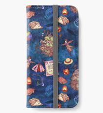 The Moving Castle iPhone Wallet/Case/Skin