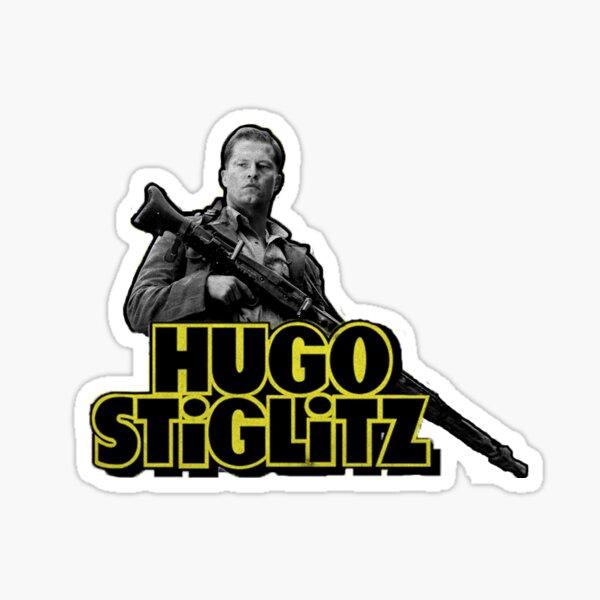 Hugo Stiglitz Sticker