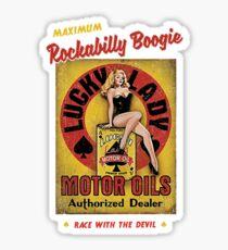 ROCKABILLY Sticker