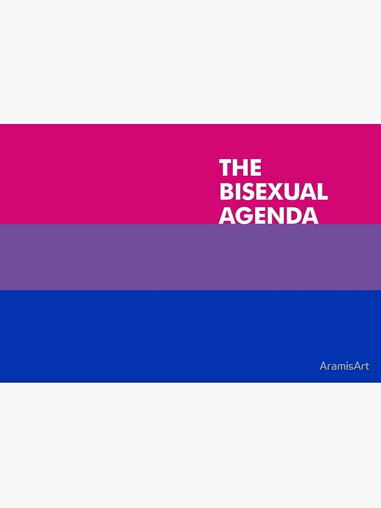 Bi Agenda by AramisArt
